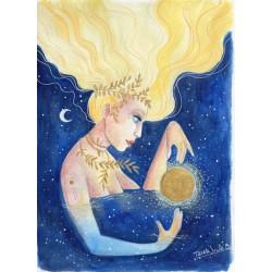 """""""Helios"""", print A4"""