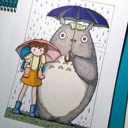 """Totoro"", print A5"